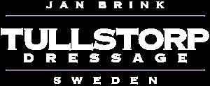 Tullstorp vit logotype