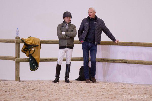 Jan Brink & Johan Svensson from Hannell Dressage