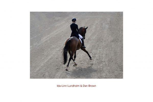 Ida-Linn Lundholm & Dan Brown