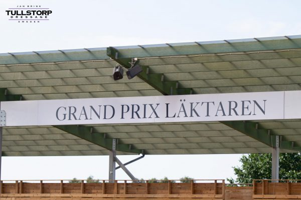 Grand Prix stand